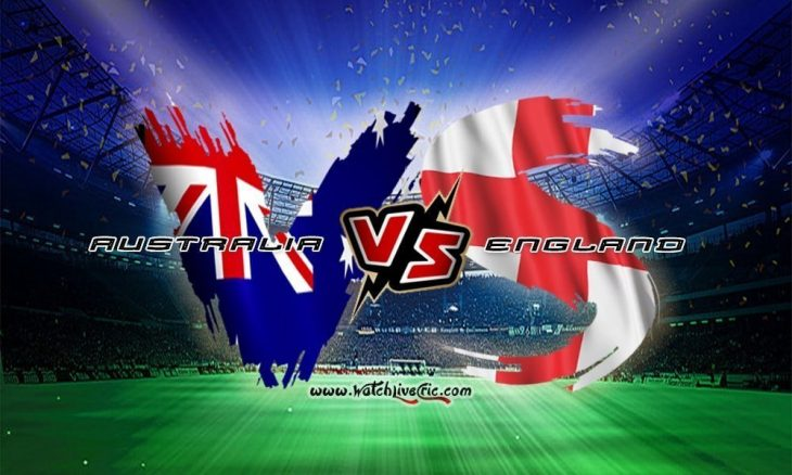 AUS vs ENG LIve Cricket Second Semi Final