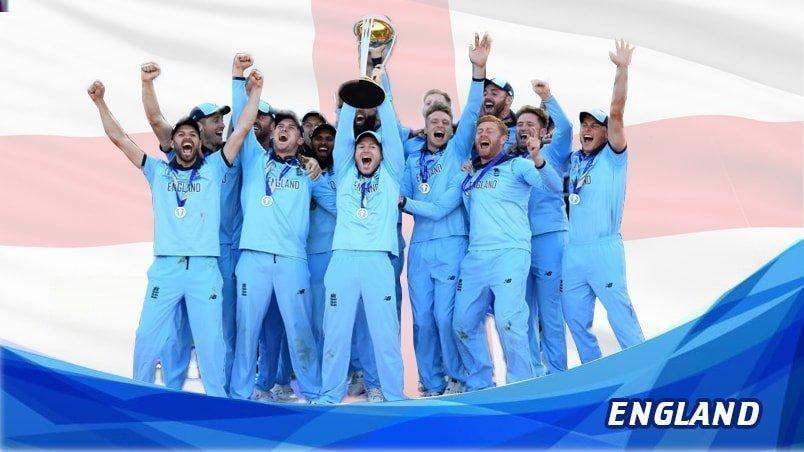 England Cricket Team Matches