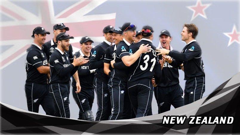 New Zealand Cricket Team Matches