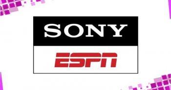 SONY ESPN Live Cricket Streaming