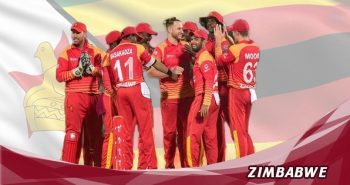 ZIMBABWE Suspended from ICC