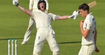 BEN STOKES WON IT FOR ENGLAND