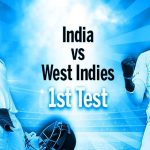 India vs West Indies Test Match Live Cricket