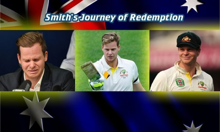 Steve Smith Redemption and the ashes series