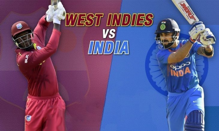 West Indies vs India live match