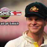 Steve Smith Eng vs AUS the Ashes