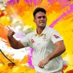 Mitch Marsh Punched the wall