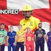 The Hundred Cricket League