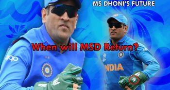 MS DHONI RETURN TO INDIAN TEAM