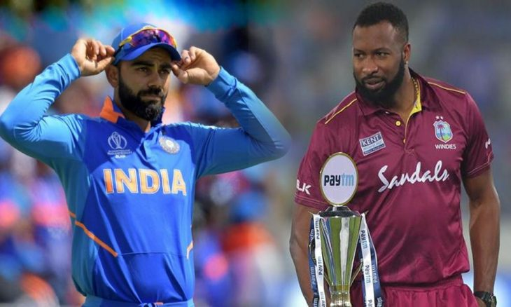 INDIA vs WEST INDIES T20I FINAL COMING