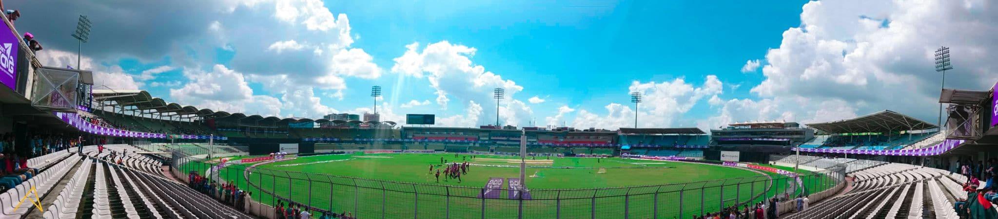 Shere Bangla National Stadium