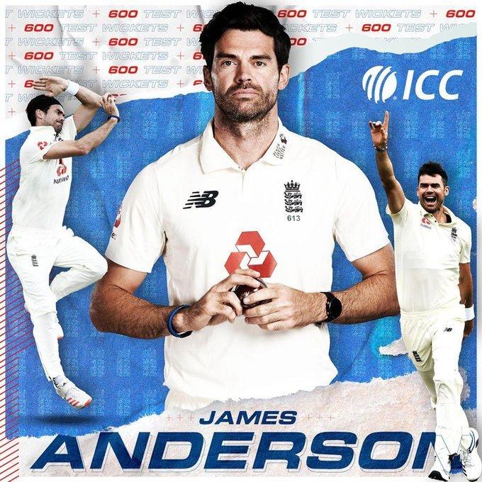James Anderson 600