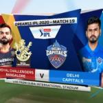 m19 rcb vs dc match highlights