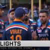 india vs australia highlights 2nd t20 2020