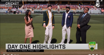 India vs Australia Highlights 1st Test