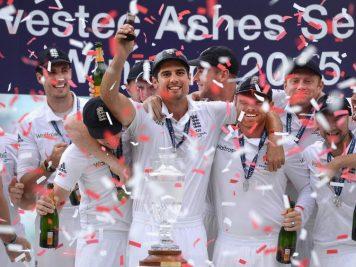 England Cricket Ashes